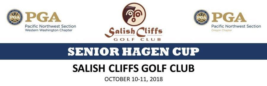 The Senior Hagen Cup @ Salish Cliffs GC | Shelton | Washington | United States