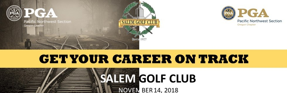 Get Your Career On Track @ Salem GC | Salem | Oregon | United States