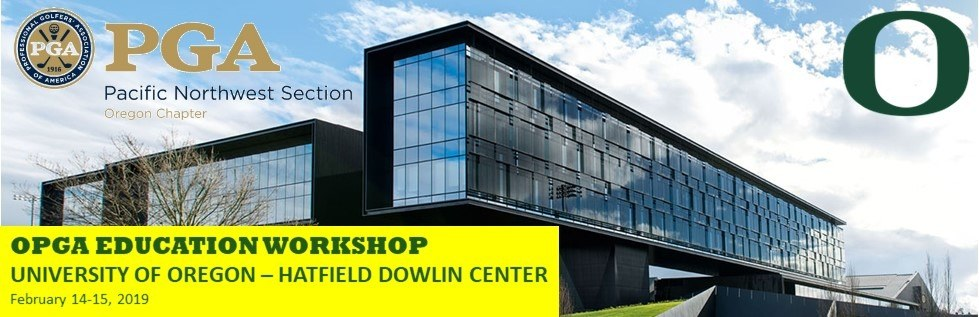 Becoming a Leader in 2019 @ University of Oregon - Hatfield-Dowlin Complex | Eugene | Oregon | United States