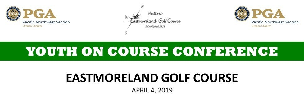 Youth on Course Conference @ Eastmoreland GC