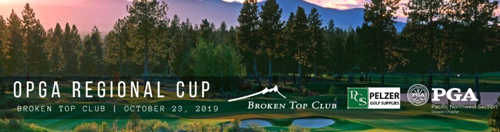 OPGA Regional Cup @ Broken Top Club