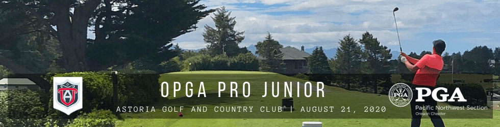 OPGA Pro Junior @ Astoria G&CC