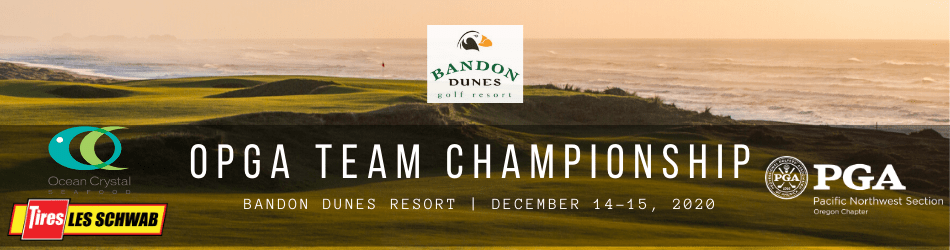 OPGA Team Championship @ Bandon Dunes Resort