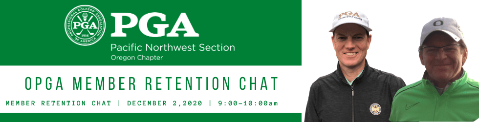 OPGA MEMBER RETENTION CHAT