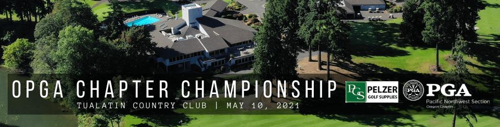 OPGA Chapter Championship @ Tualatin CC