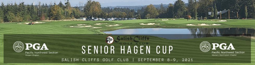 Senior Hagen Cup @ Salish Cliffs GC