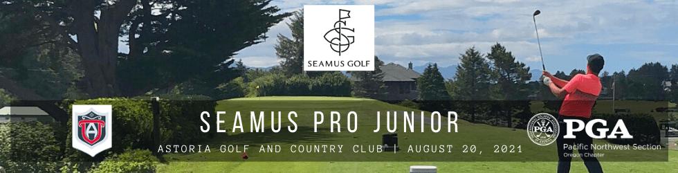 OPGA Seamus Golf Pro Junior @ Astoria G&CC